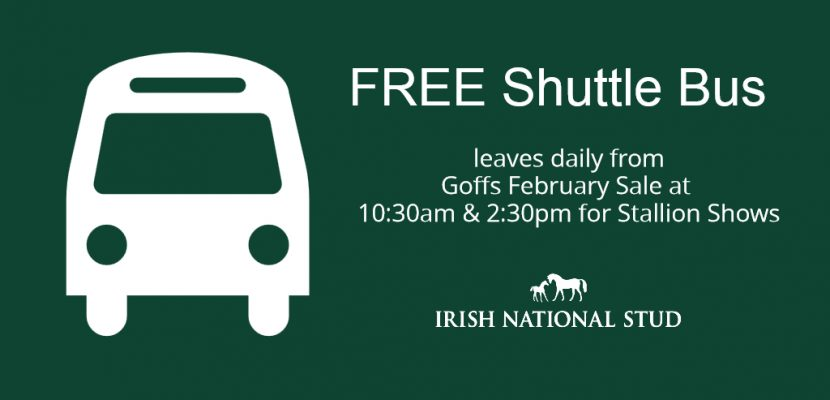 Irish National Stud: Irish National Stud Bus Service