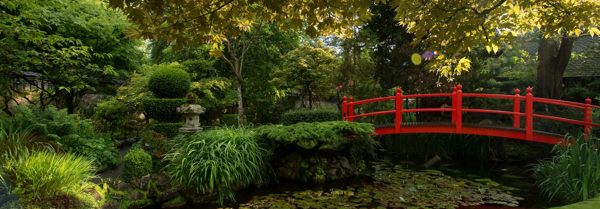 Irish national stud japanese gardens for Traditional japanese garden