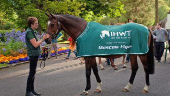 IHWT And INS Celebrate