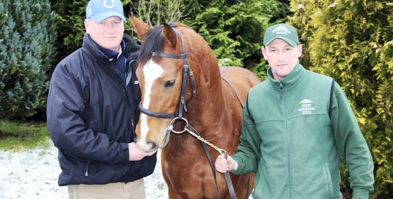 INS Club Trainer Selected