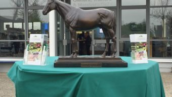 Guest Sculpture To Be Auctioned