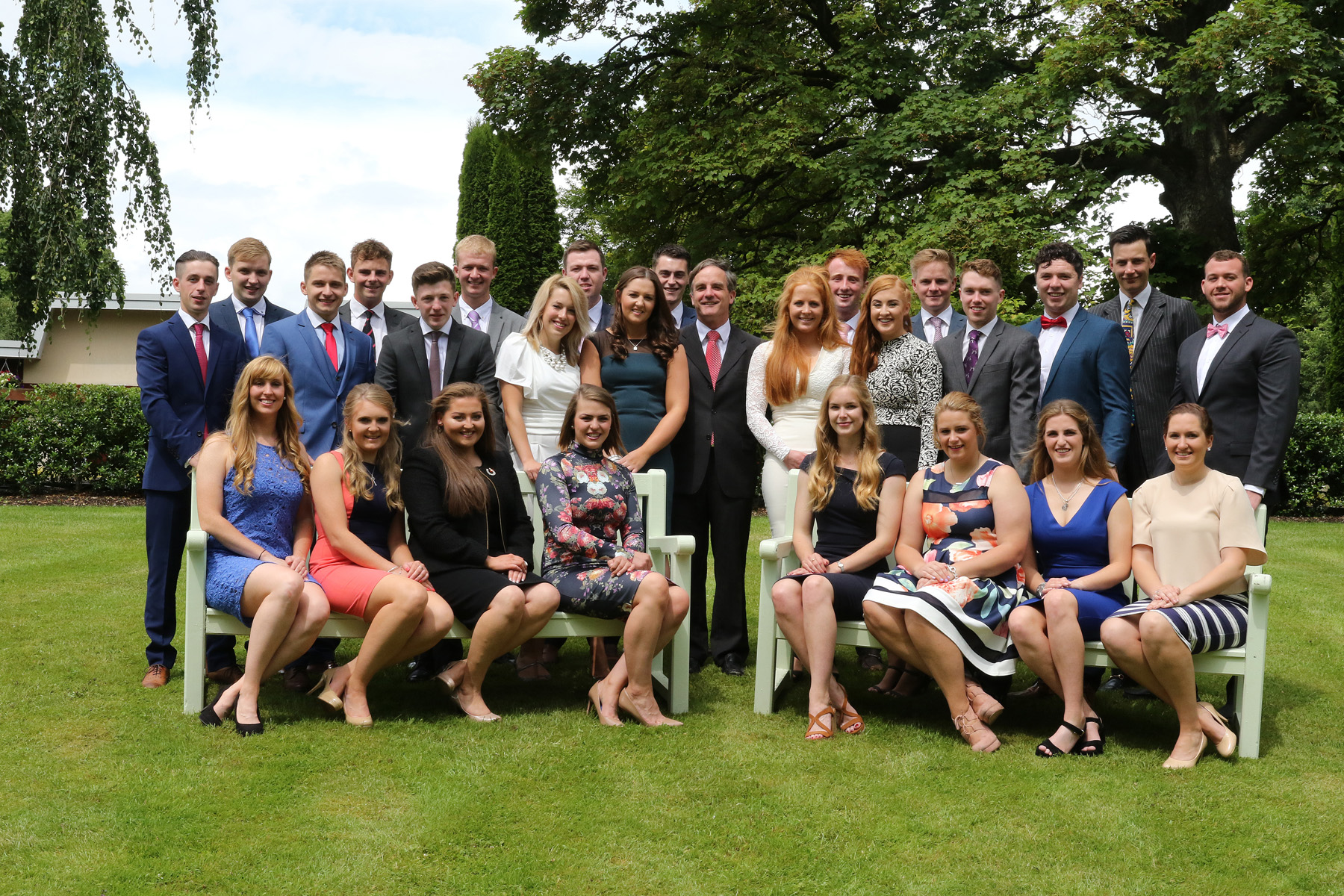 Irish National Stud: Class Of 2016 Graduate