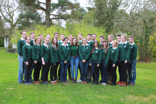 Student Blog: Cameron Ring – Failte go hEirinn!