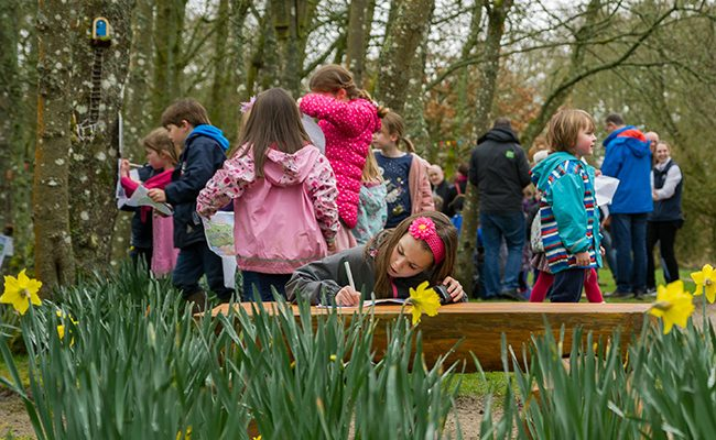 Explore our Wildlife Trail
