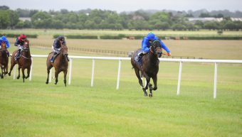 A Win for the INS Breeding & Racing Club