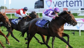 CLASSIC SUCCESS FOR INVINCIBLE SPIRIT