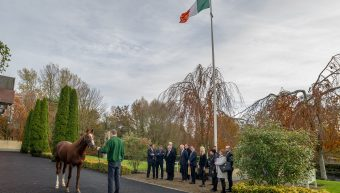 The Irish National Stud welcomes New Zealand Deputy Prime Minister and Ambassador