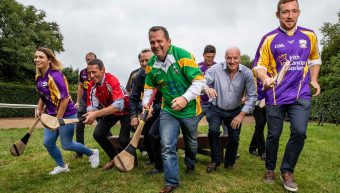 Hurling for Cancer