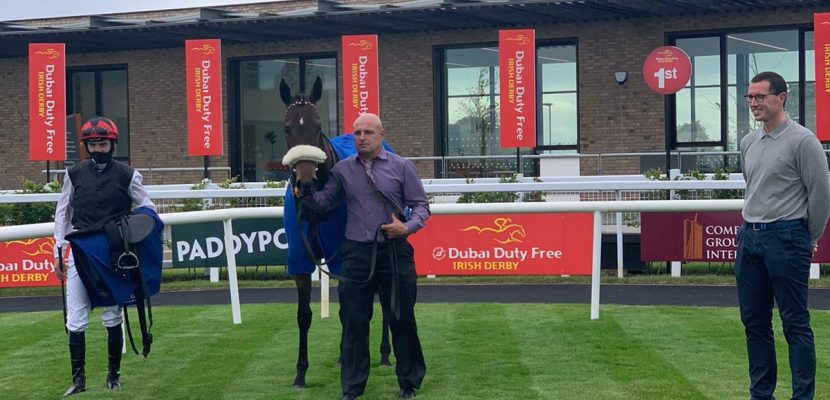 A Ma Chere wins The Phoenix of Spain Maiden