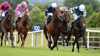 Ancient Spirit wins The Heritage Stakes