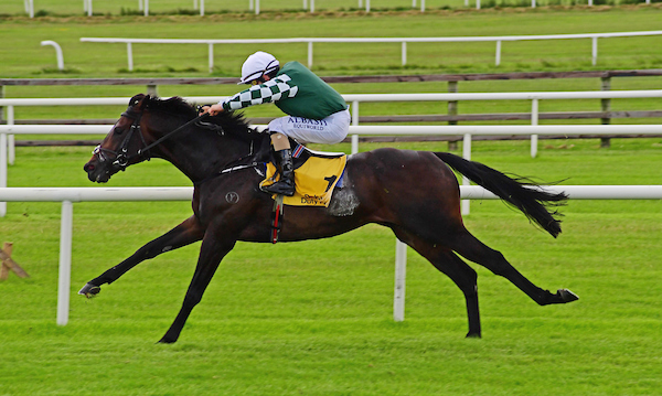Stakes Double for Invincible Spirit