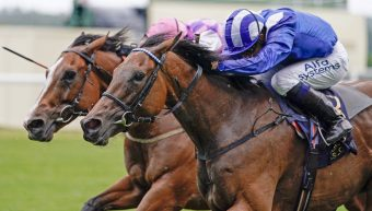 Nazeef wins Gr.2 at Royal Ascot