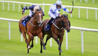 Make A Challenge wins Midsummer Sprint Stakes