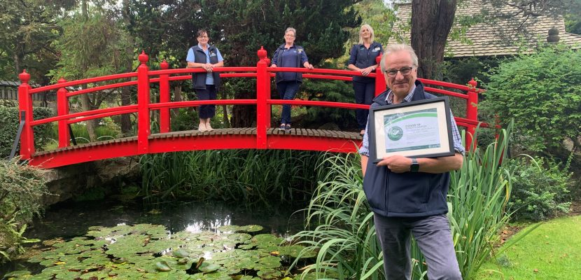 Irish National Stud & Gardens awarded with the Fáilte Ireland COVID-19 Safety Charter