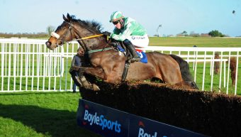 Key Commander wins Handicap Chase