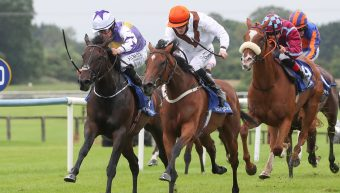 Group 1 2nd for Daughter of Invincible Spirit